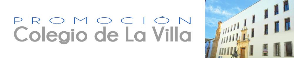 Banner Colegio de La Villa
