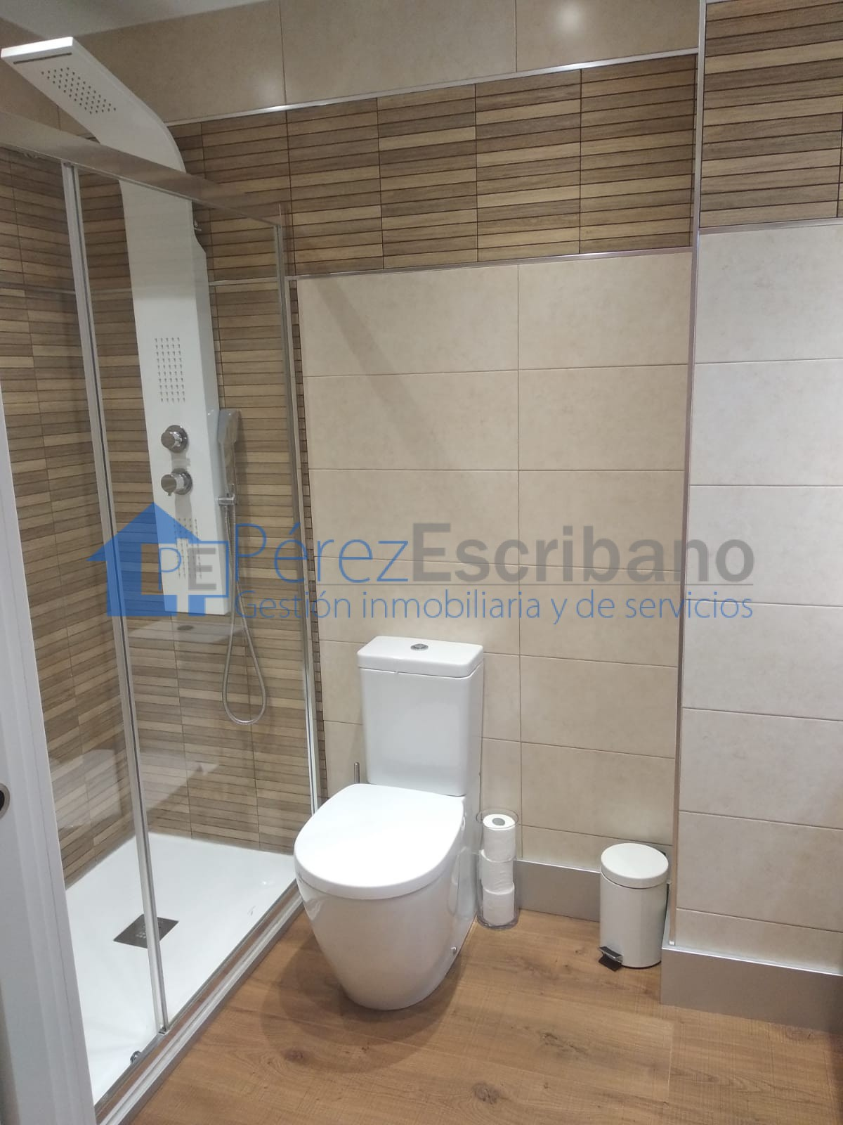 Precioso piso recién reformado - Inmobiliaria Pérez Escribano